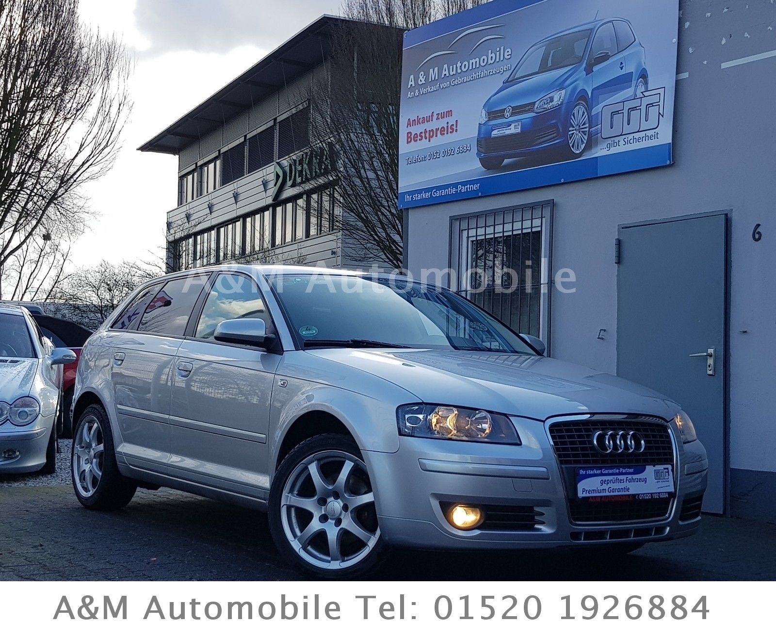 AUDI A3 Sportback 2.0 FSI *DSG* Attraction*SHZ*KLIMA*