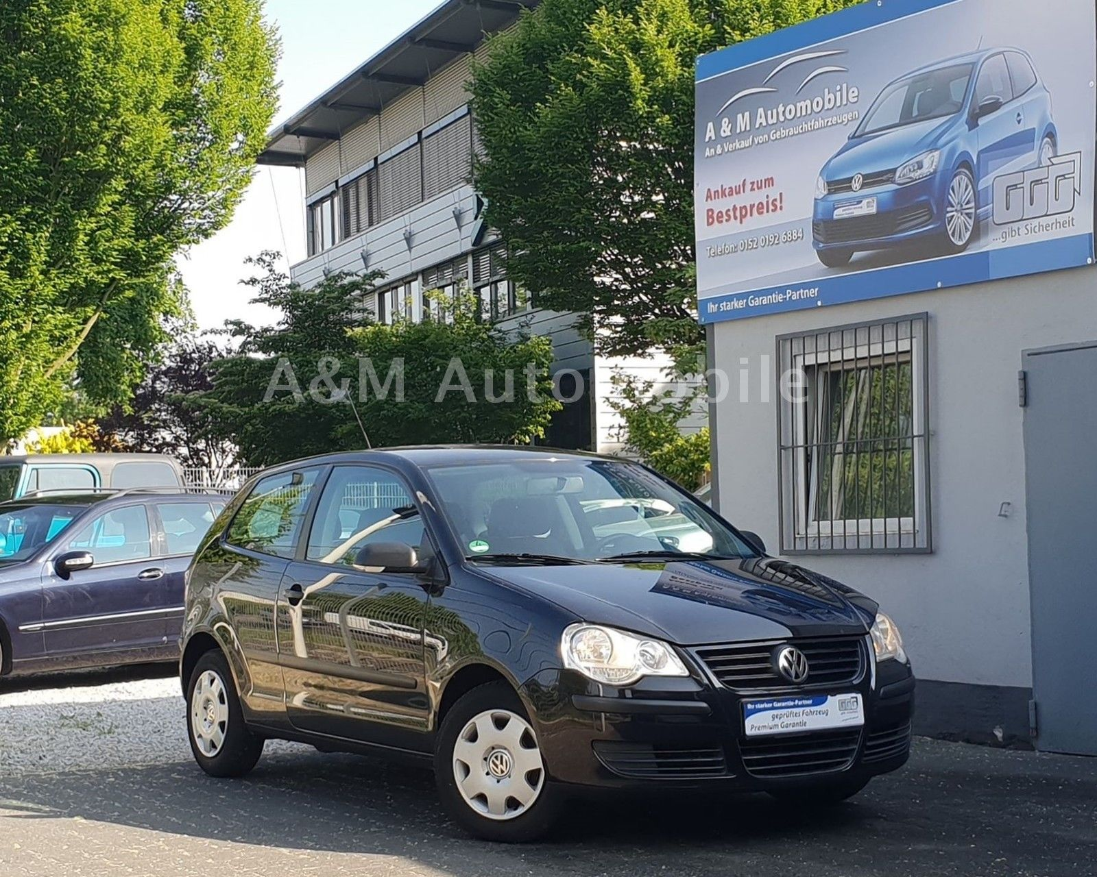 VW Polo 9n3  1.2  *Klima*Bordcomputer*Top-Zustand