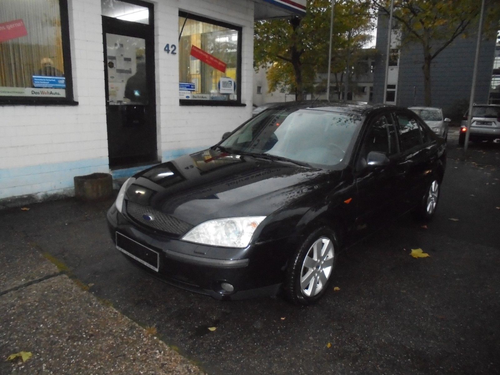 "FORD Mondeo 2.0 Trend""KLIMA-EURO4-PDC"""