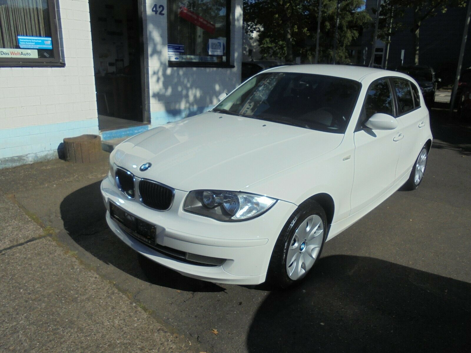 "BMW  120d Edition Sport""KLIMA-6GANG"""