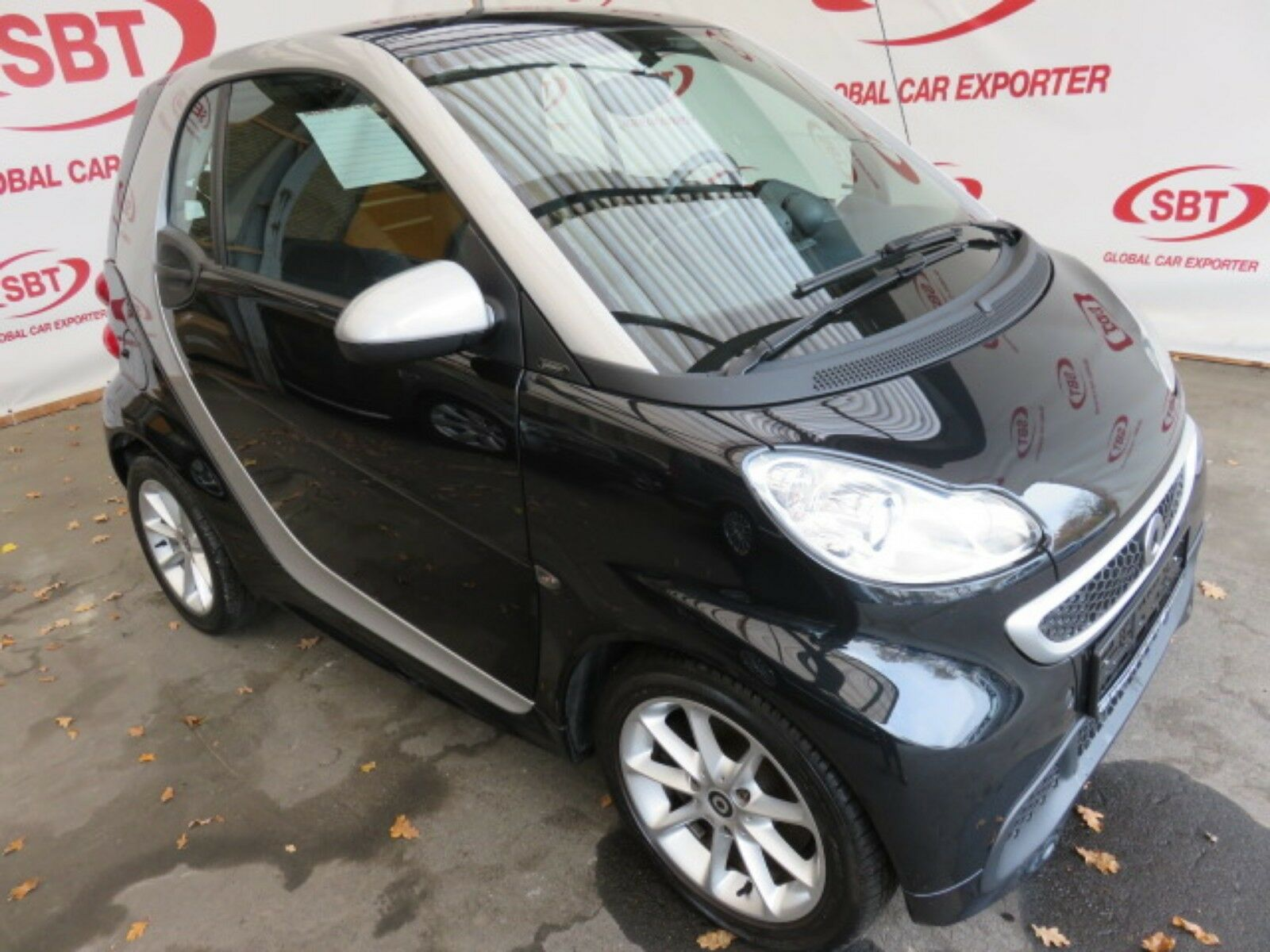 SMART fortwo 1.2 coupe Micro Hybrid Drive passion