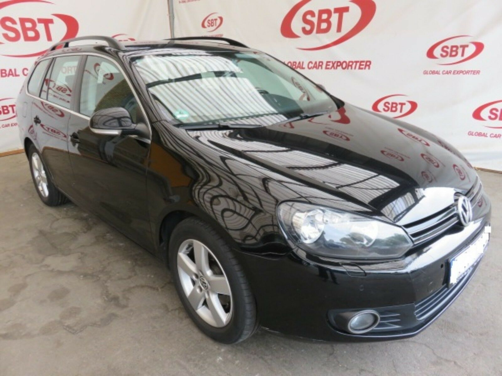 VW Golf VI 1.6 Variant Comfortline BlueMotion