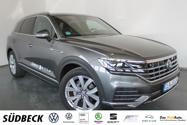 VW Touareg 3.0 TDI ATMOSPHERE+PANO+SOUNDSYSTEM+AHK+