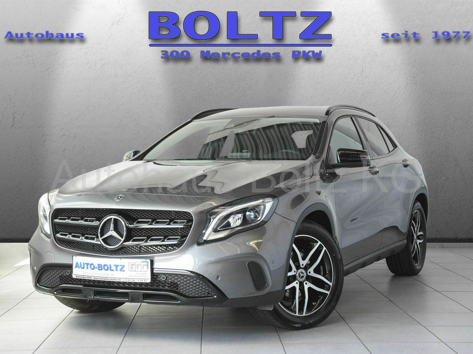 MERCEDES-BENZ GLA 180 Urban LED Night Park-P. KGo-Start 18-Z