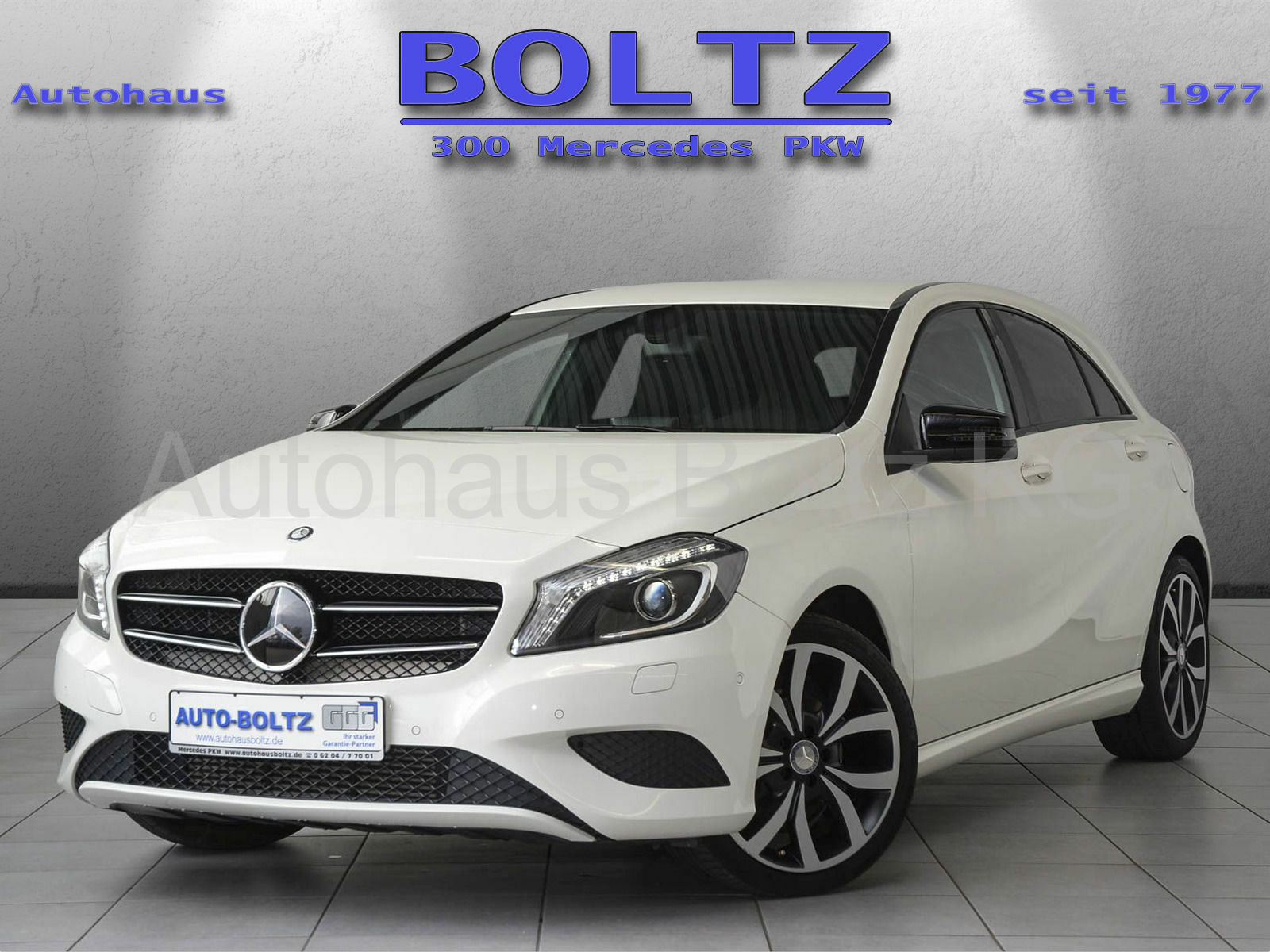 MERCEDES-BENZ A 180 Urban Night BiX ParkAs. Komf-FW Navi