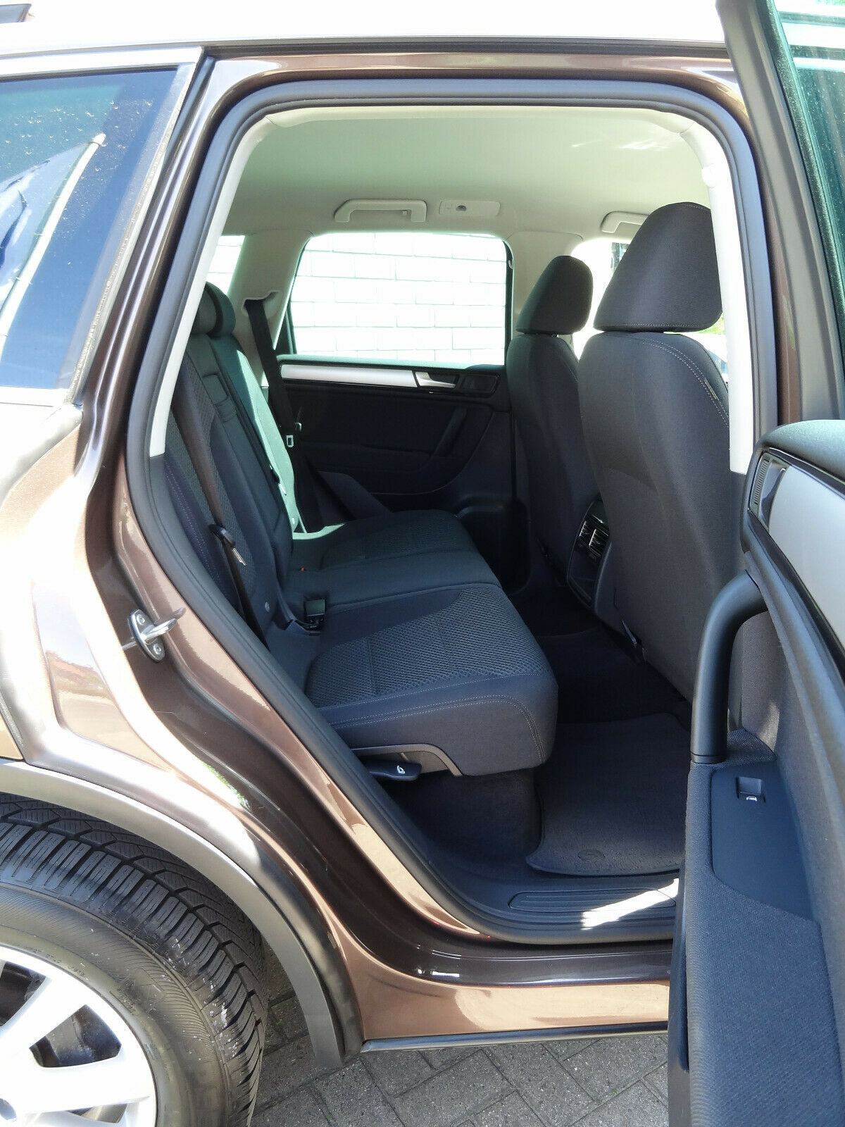 VW Touareg V6 TDI BlueMotion