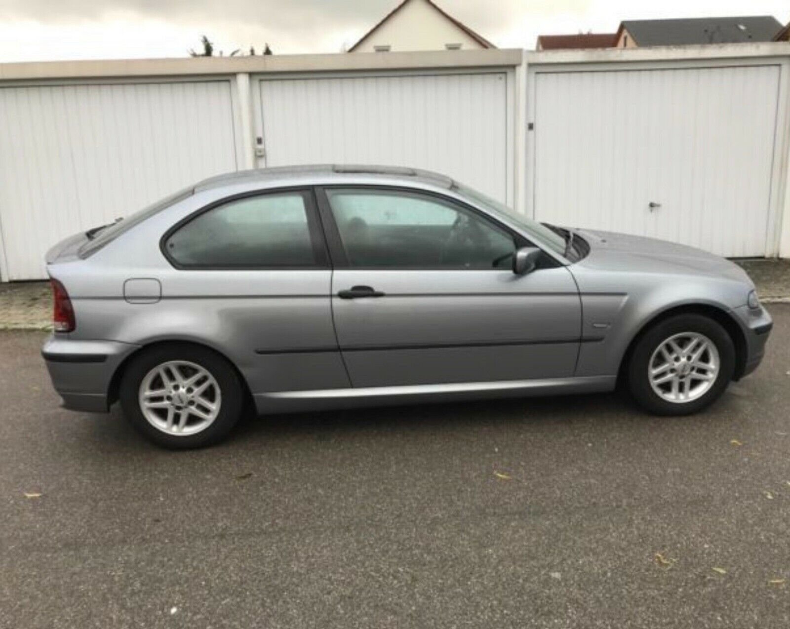 BMW 3 Compact 318td