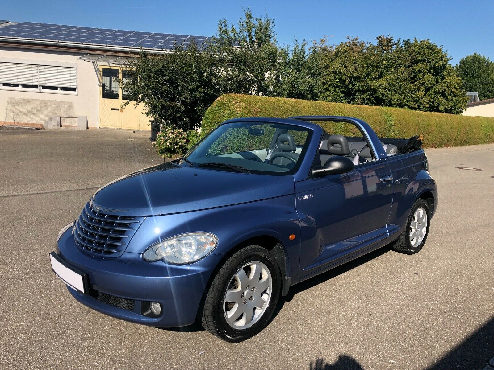 CHRYSLER PT Cruiser Cabrio 2.4 Limited Org 55Tkm