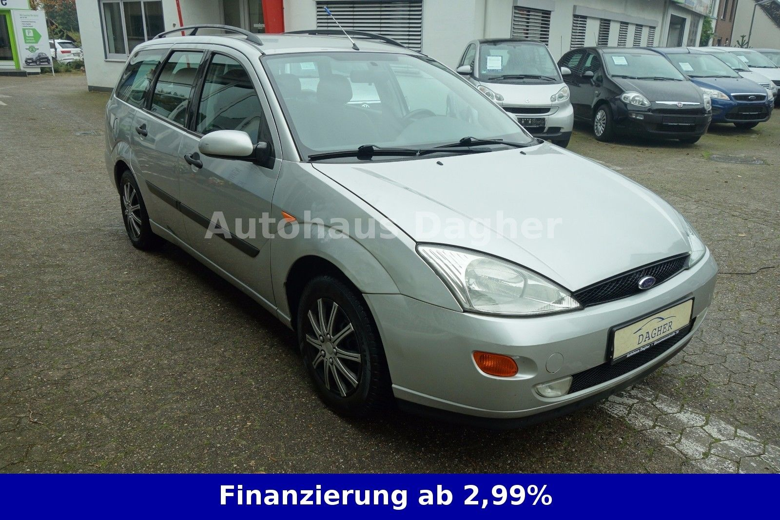 FORD Focus Turnier Trend