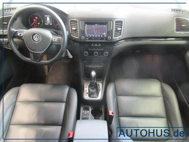 VW Sharan 2.0 TDI Highline Leder Navi Kamera
