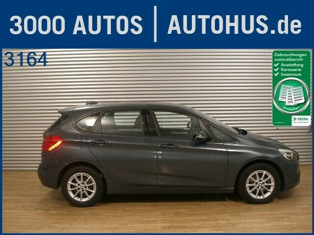 BMW 216 Active Tourer Advantage Navi Shz Tempo DAB