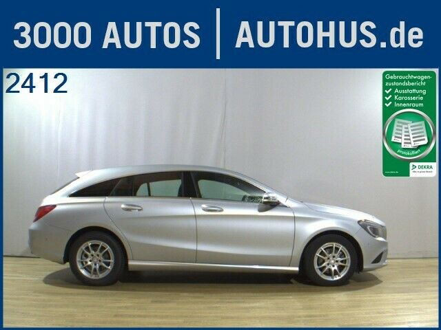 MERCEDES-BENZ CLA 200 Shooting Brake CDI Leder Navi Xenon