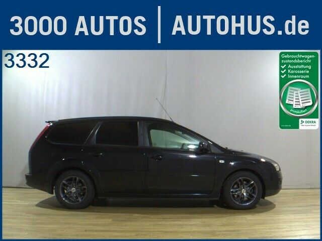 FORD Focus Turnier 2.0 Style PDC Tempomat