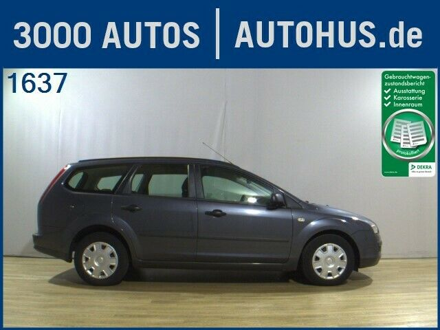 FORD Focus Turnier 1.6 Trend Radio/CD Klima ZV