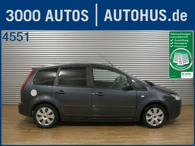 FORD C-Max 2.0 TDCi Style+ Ahk PDC Klimaaut.