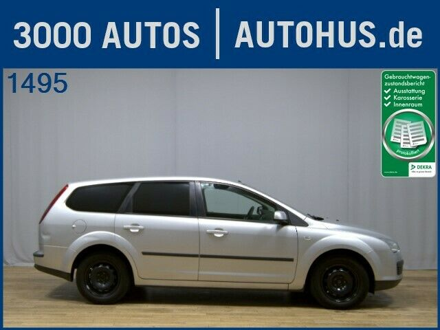 FORD Focus PDC Klima