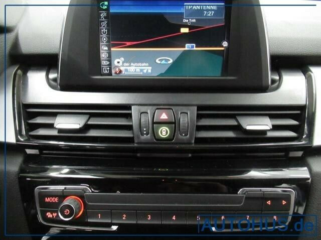 BMW 216 ACTIVE TOURER Advantage Navi PDC Shz