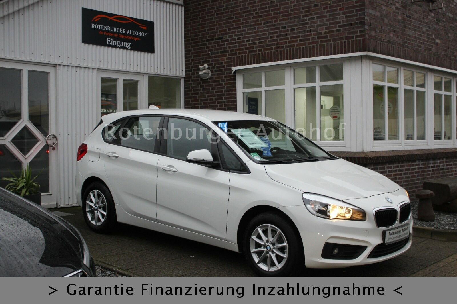 BMW 218d Active*Tourer*Advantage*NAVI*ALU*TÜV NEU