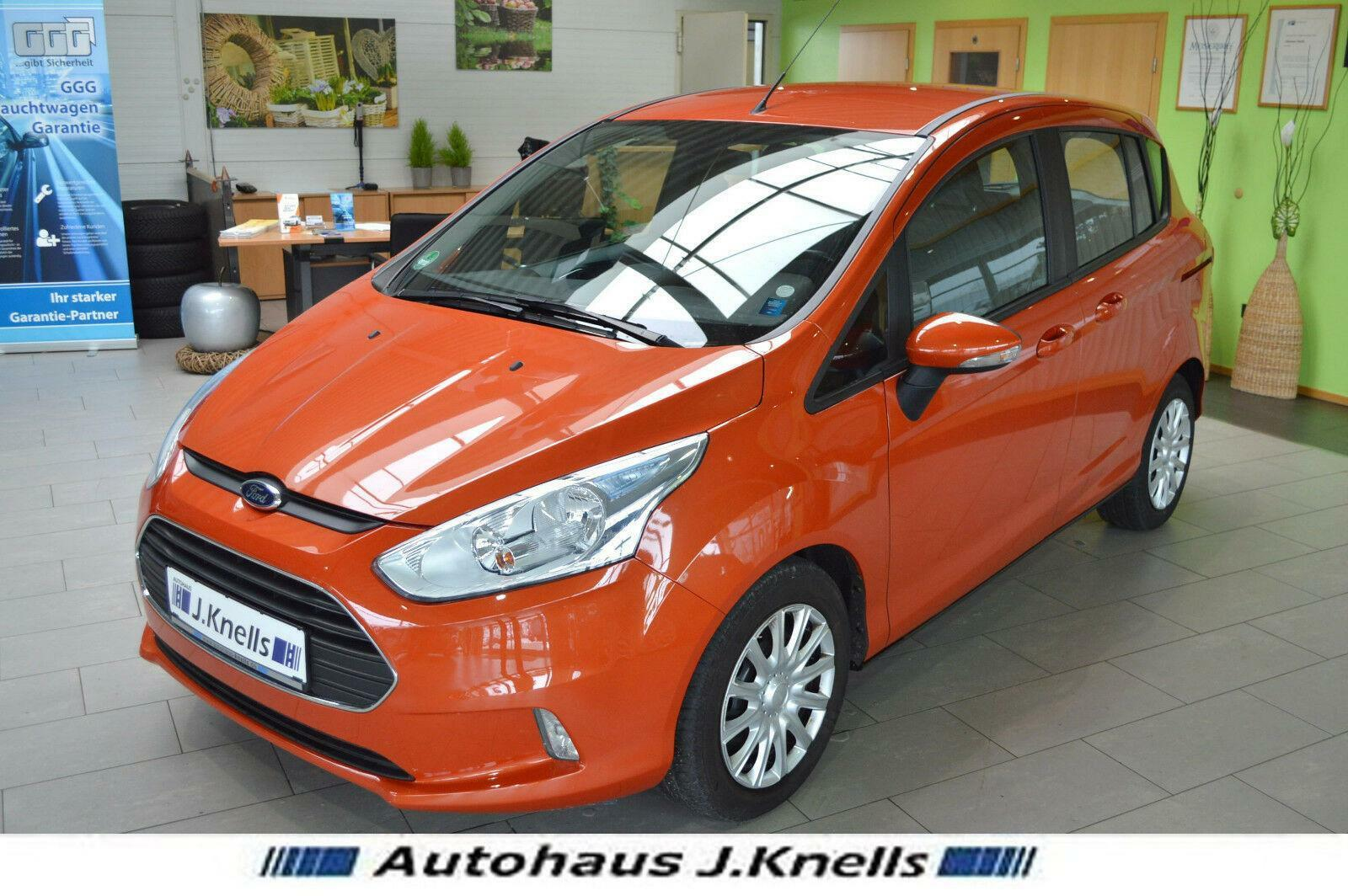 FORD B-Max 1,0 Eco Boost/Orig. 56600km/PDC/SHZ/