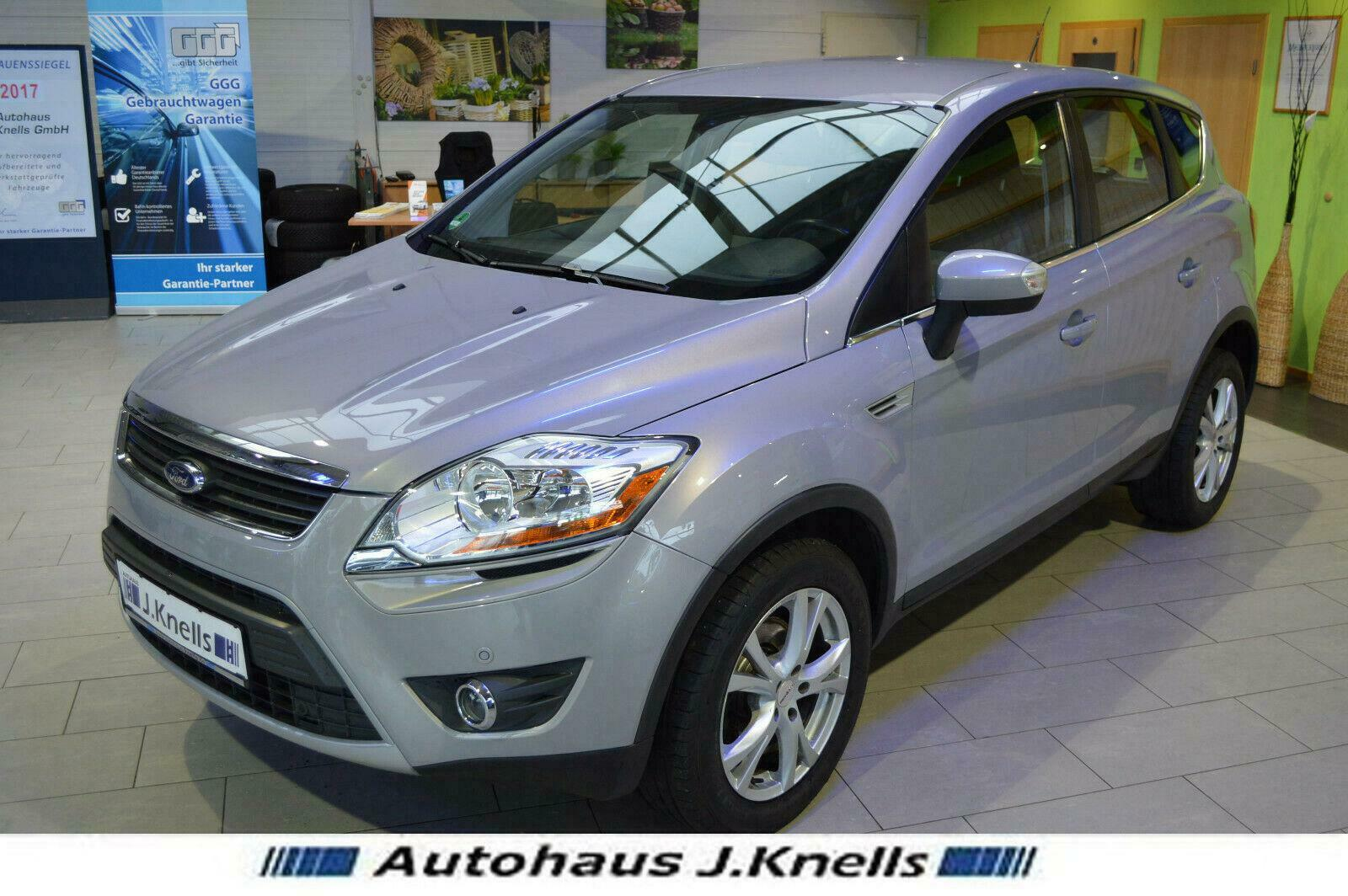FORD Kuga Champions Edition 4x4/Orig.156800km/AHK/PDC