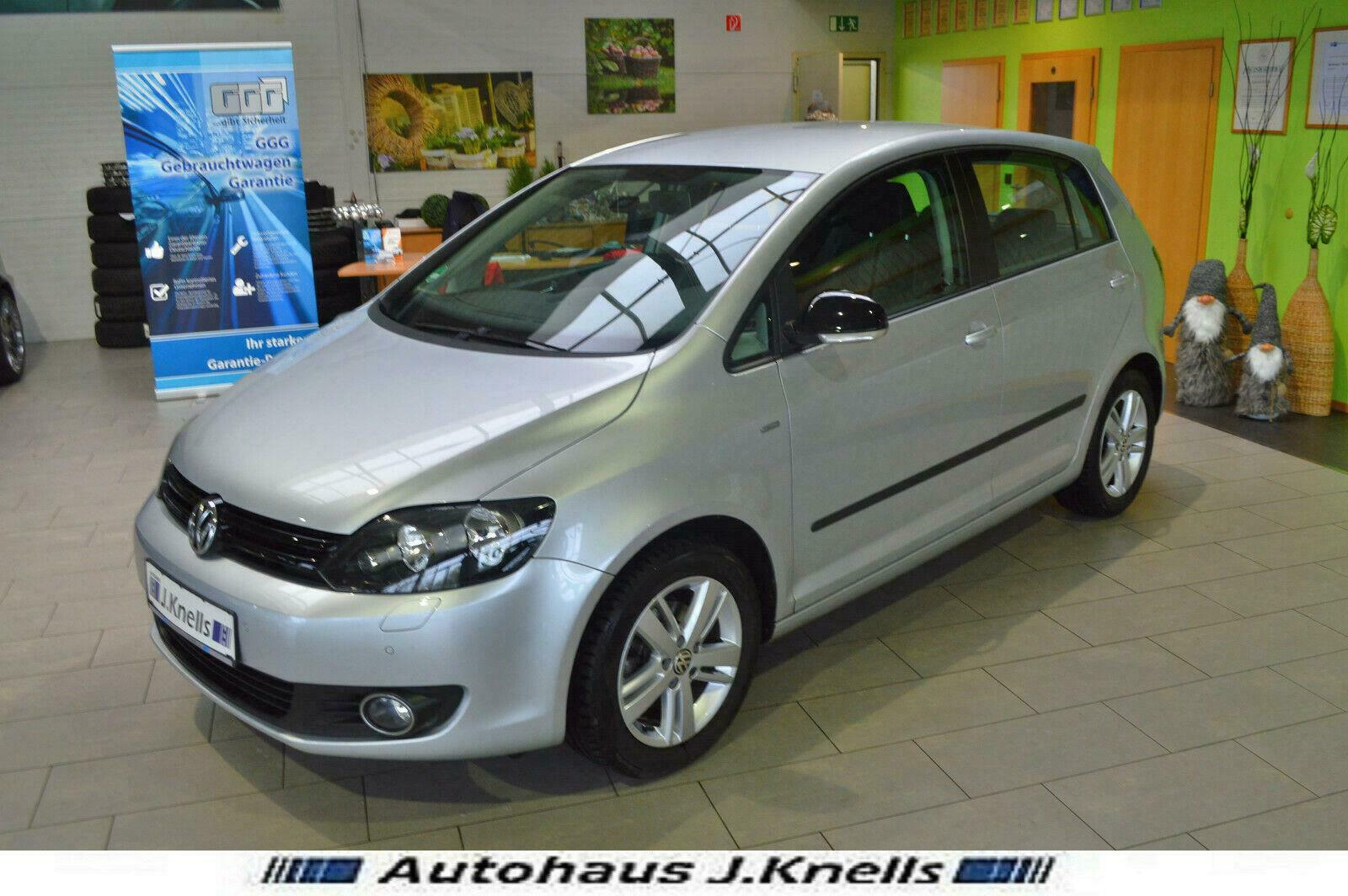 VW Golf VI Plus Match BMT/Orig. 72300km/SHZ/PDC/ALU