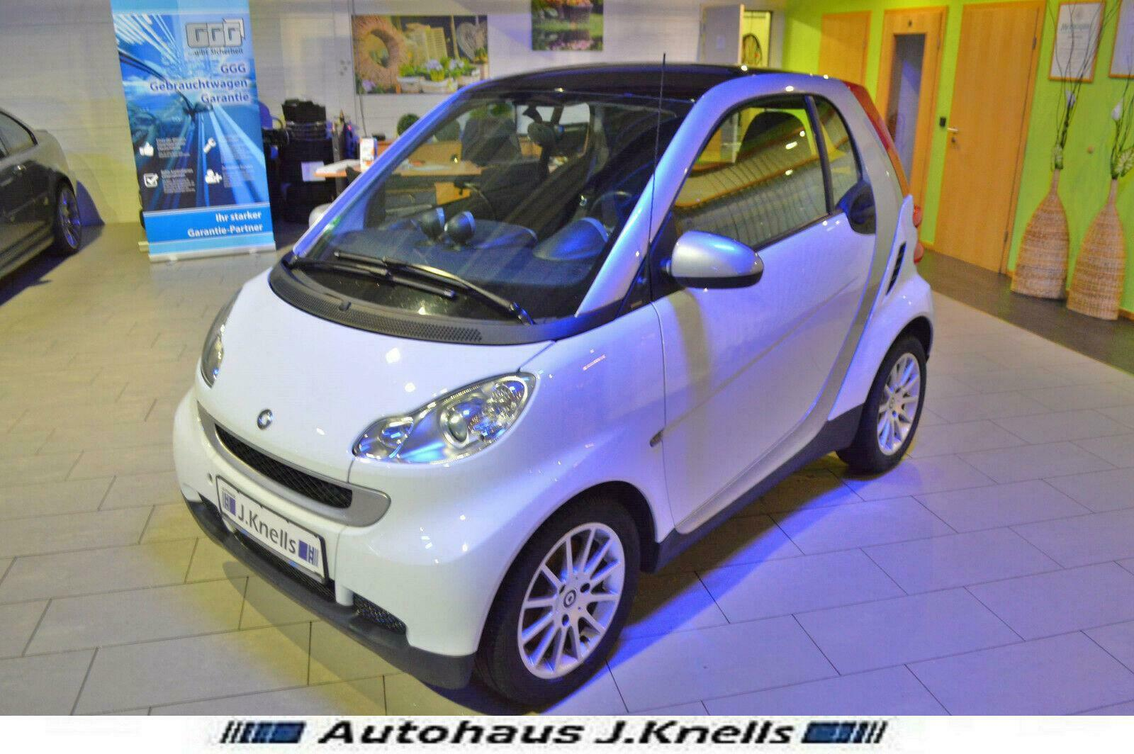 SMART fortwo coupe MHD Passion/Orig.120800km/SHZ/ALU