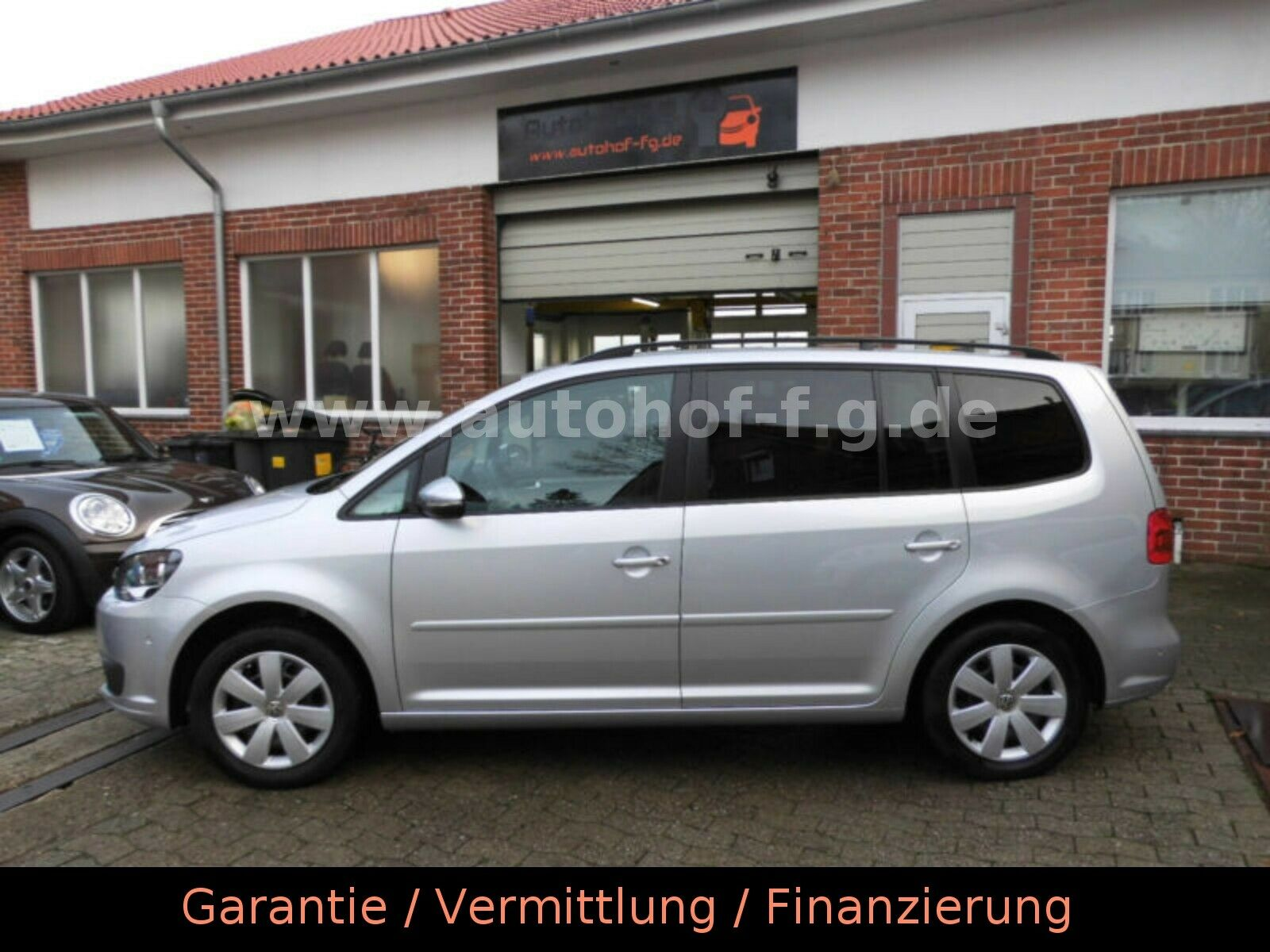 VW Touran Comfortline BMT*DSG*NAVI*APS*1HD*TOP*