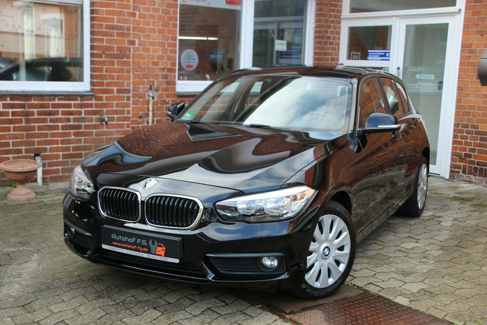 BMW Baureihe 1 Lim. 5-trg. 116i Advantage*NAVI*TOP*