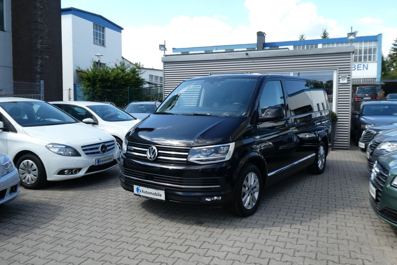 volkswagen t6 multivan highline 4motion dsg acc dcc. Black Bedroom Furniture Sets. Home Design Ideas