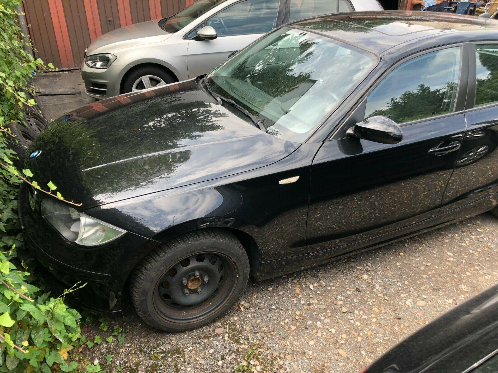 BMW Baureihe 1 Lim. 118i Navi*Alu*Klimaauto*MFL