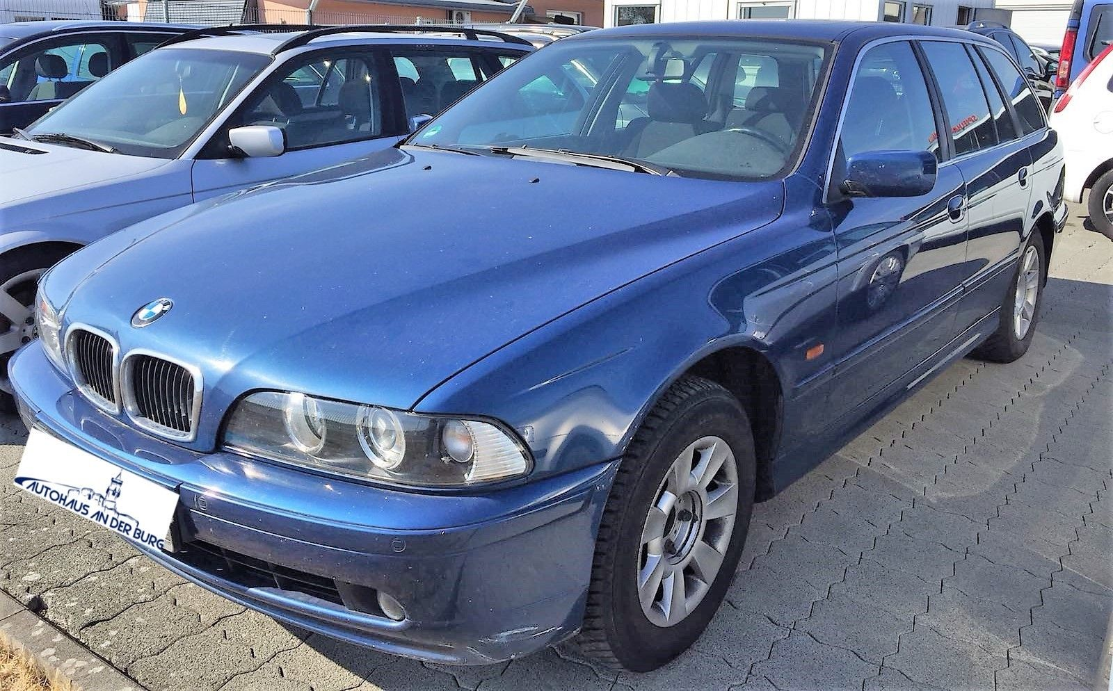 BMW 520d Touring KLIMA/ CD/ SHZ/ PDC
