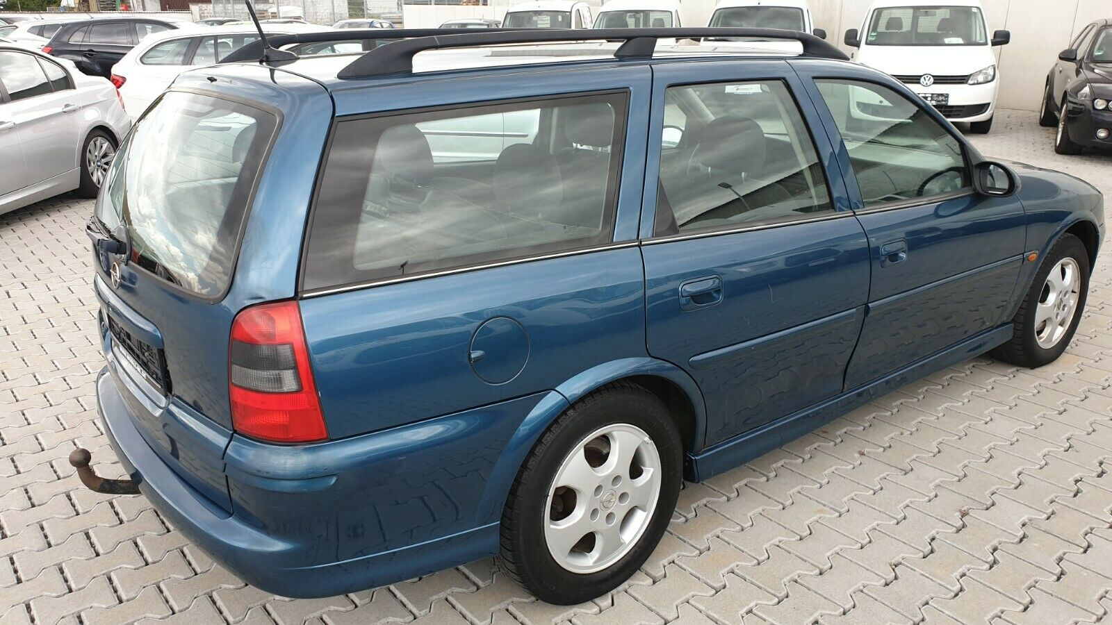 OPEL Vectra B Caravan Selection