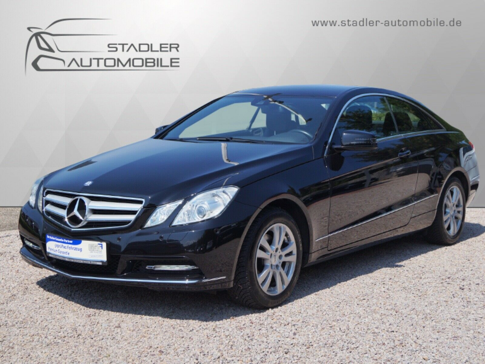 MERCEDES-BENZ Coupe E 200 CGI BlueEfficiency*NAVI*7G-TRONIC*SH