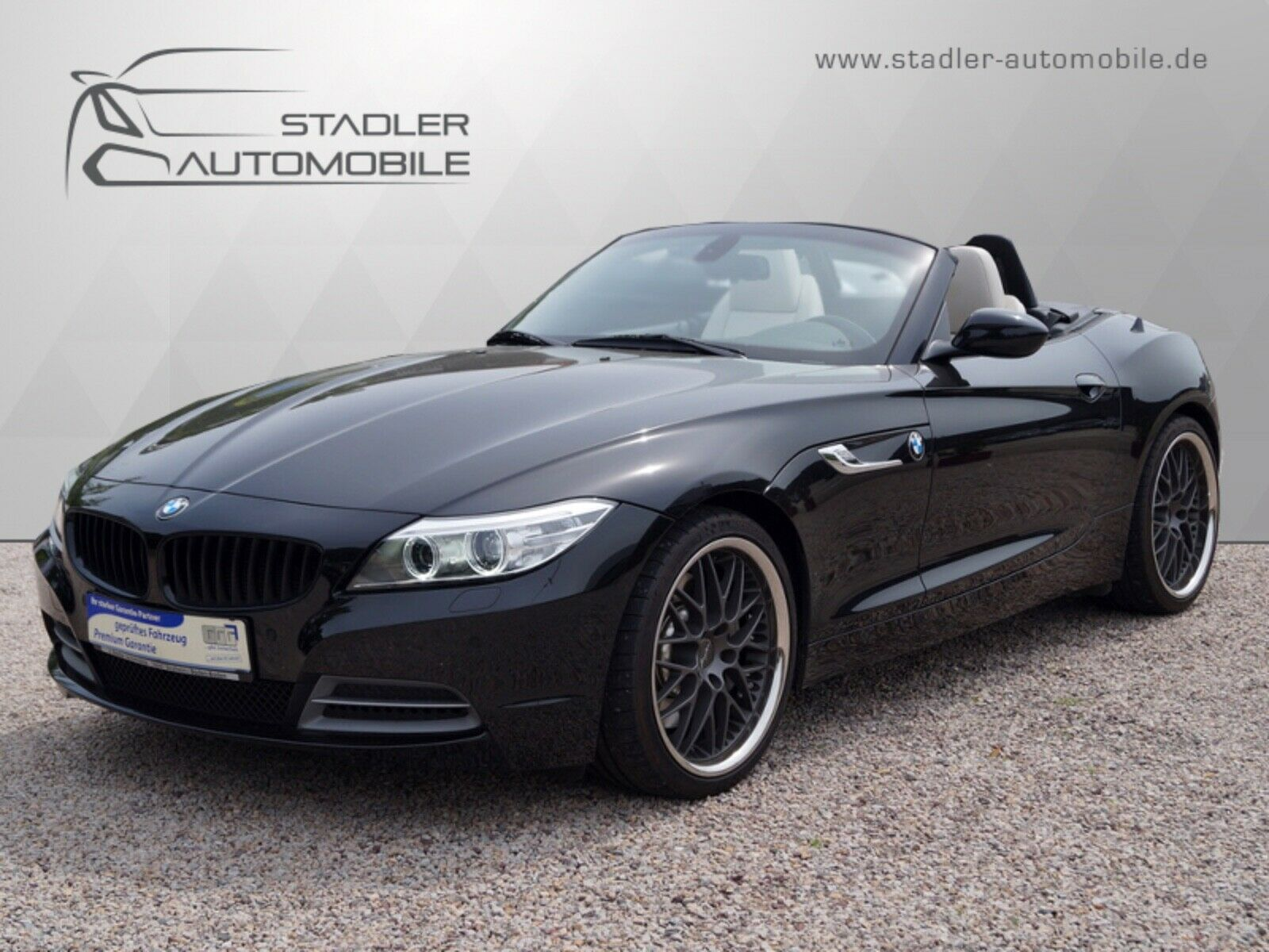 BMW  Z4 Roadster sDrive 35i 1.HD.*LEDER*SHZ*PDC*....
