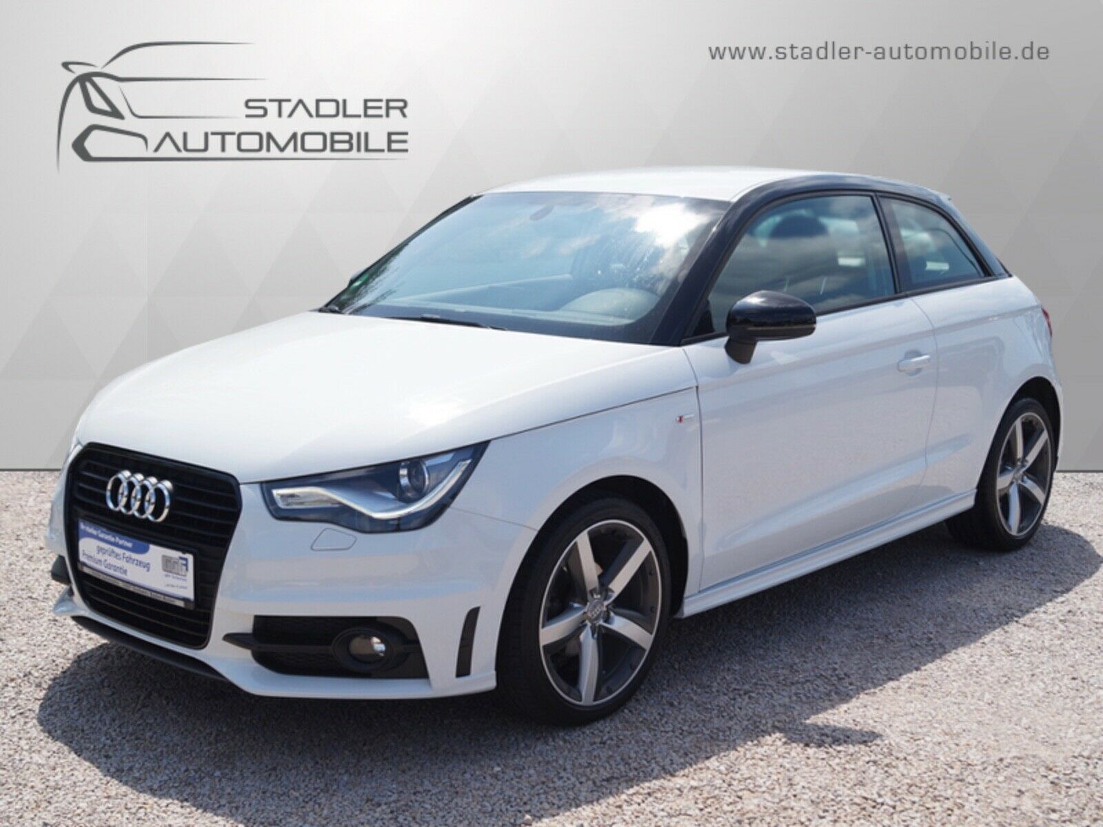 AUDI A1 Attraction /ADMIRED 1,2  S-LINE*NAVI*XENON*..