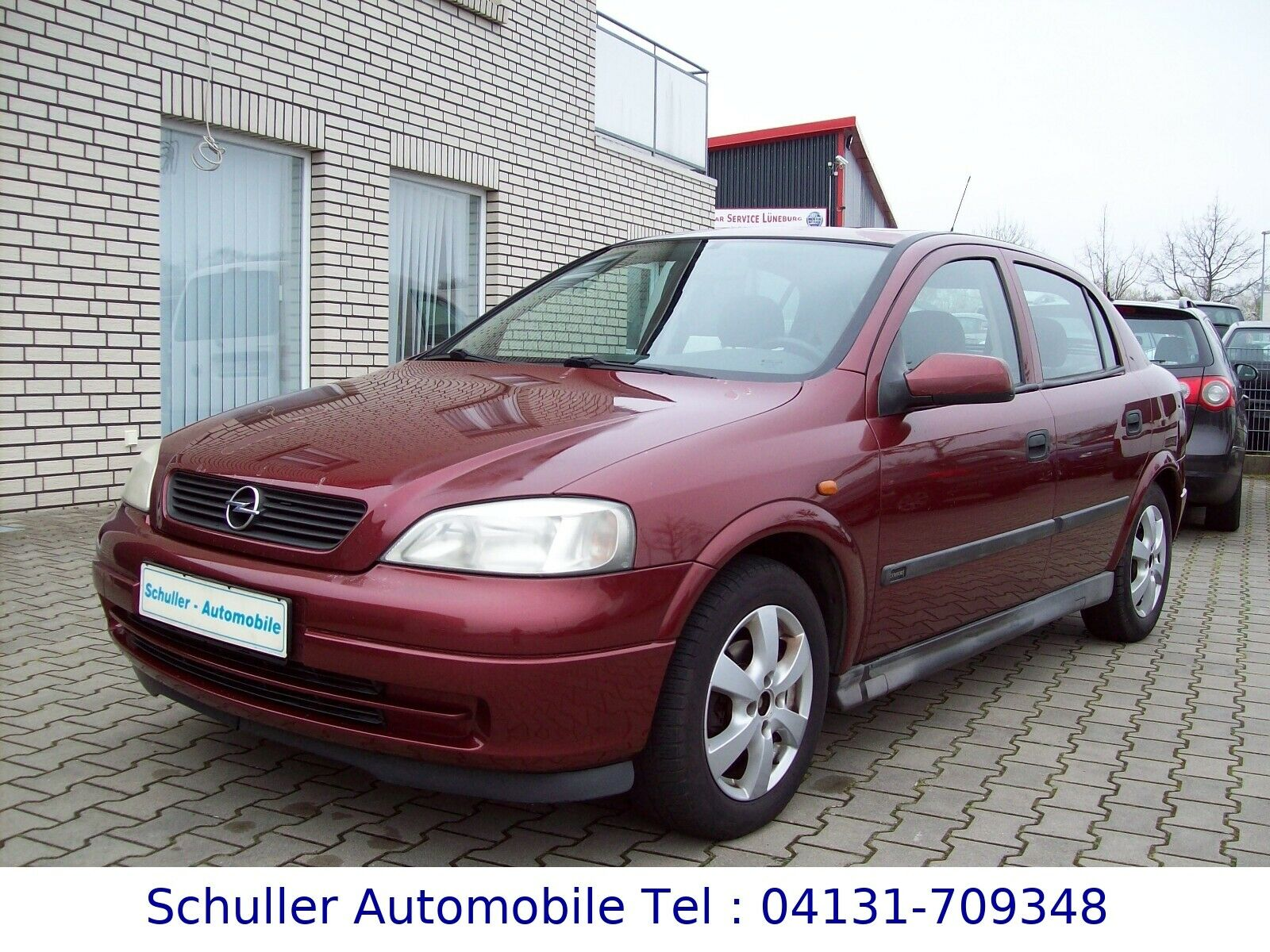 OPEL Astra G Limousine Comfort 1.6