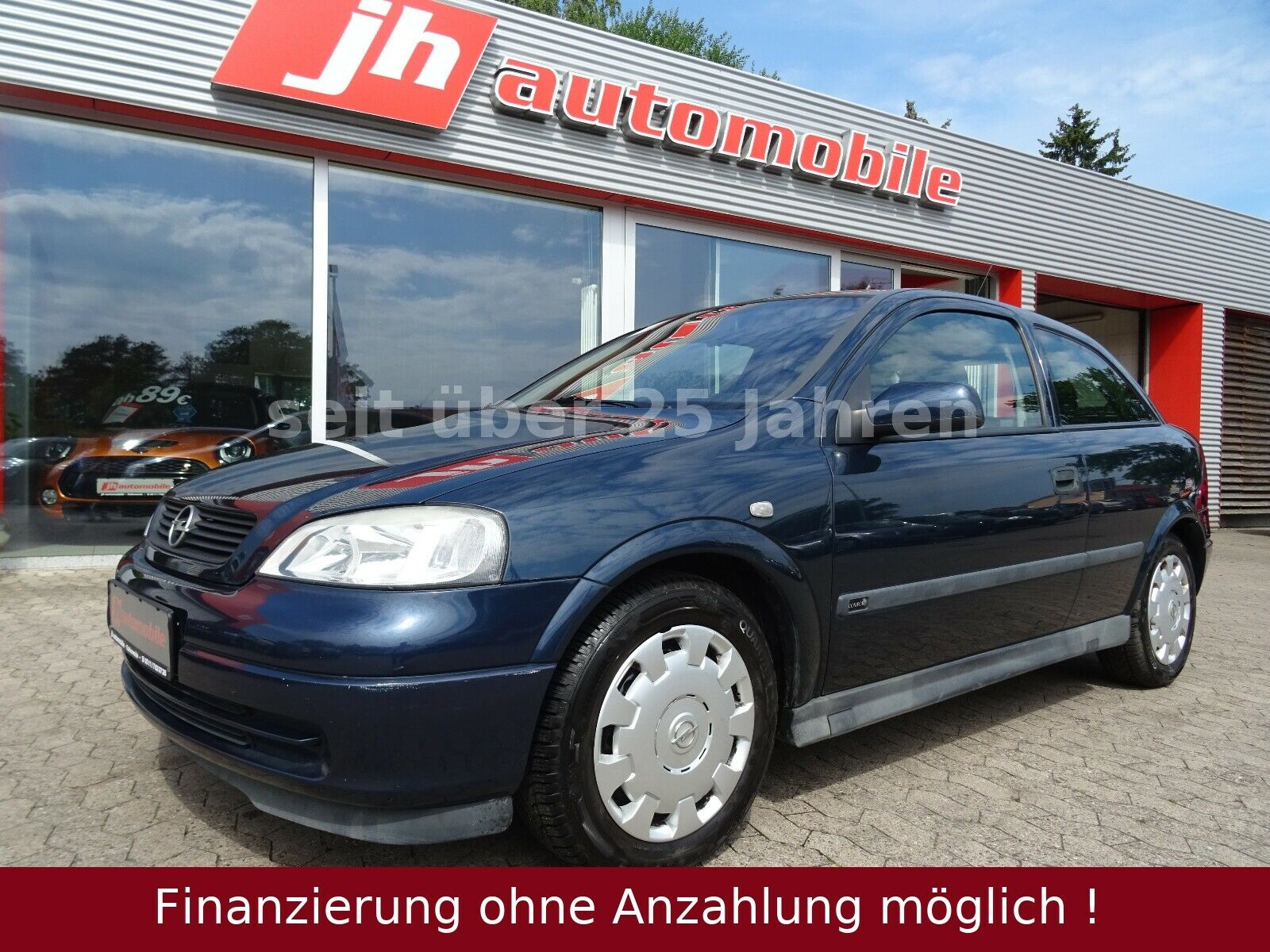 OPEL Astra G Lim. Comfort*Klima*Airbag*Fin ab 69,-