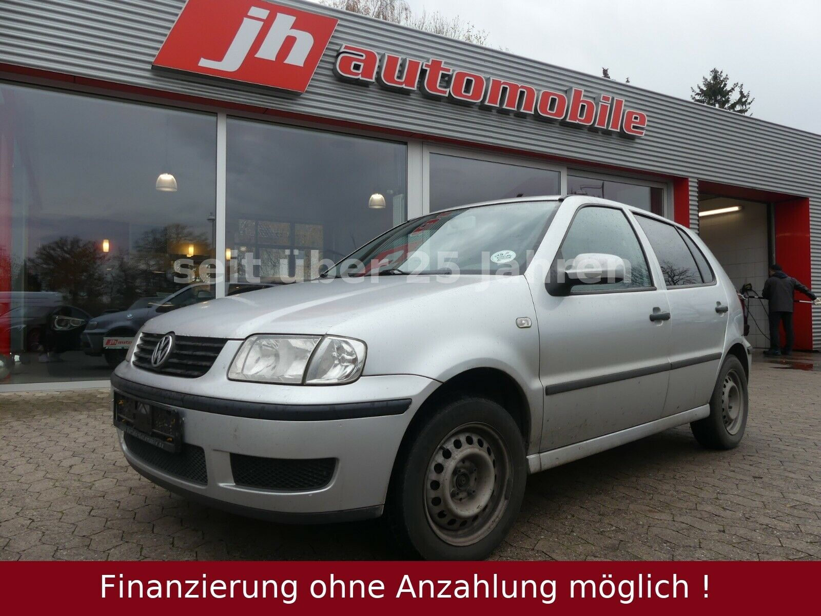 VW Polo III Basis*Allwetter*Schiebedach*Fin ab 69€