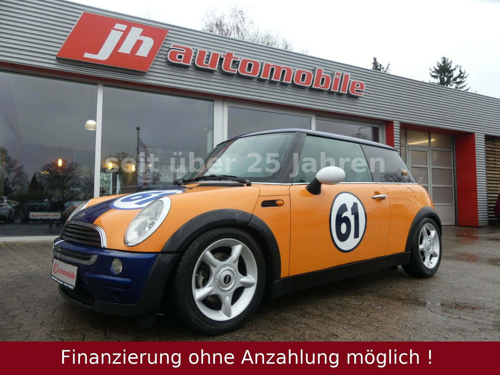 MINI MINI One*Klimaanlage*Leder*5-Gang