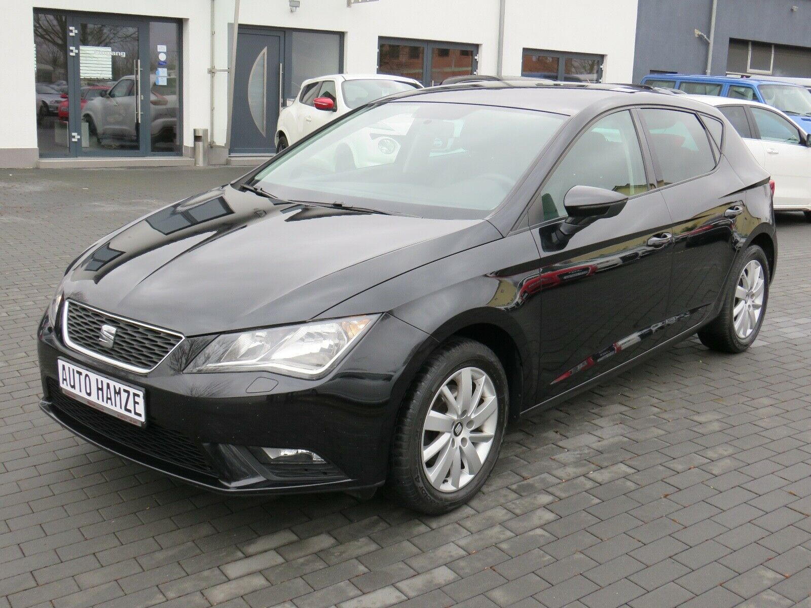 SEAT Leon Reference/Tempomat/TOP!