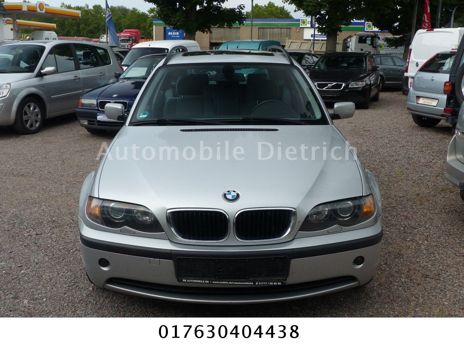 BMW 320d touring Edition Exclusive