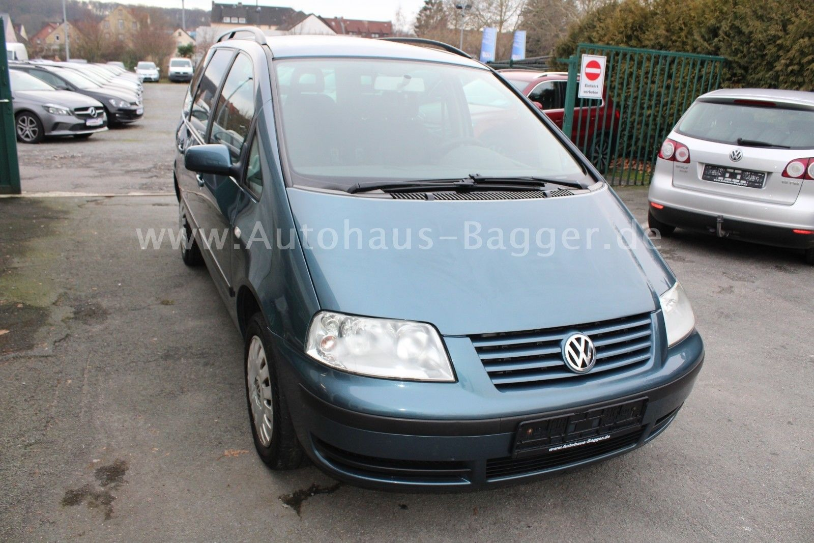 VW Sharan Comfortline Family