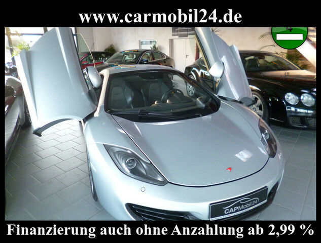 MCLAREN MP4-12C *Spyder * Carbon - Seats - *GERMAN*