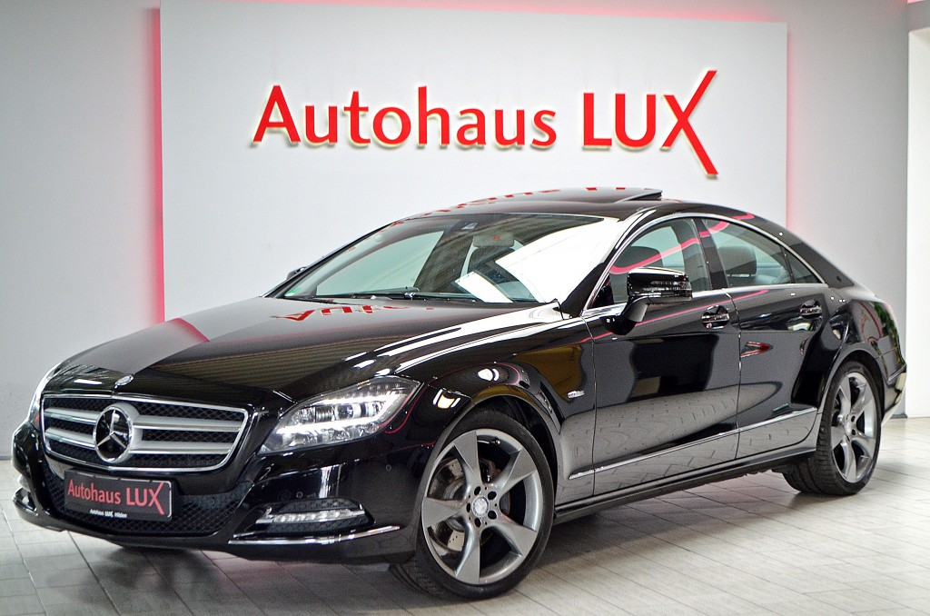 Mercedes-Benz CLS 350*LED*GSHD*NAVI*DISTRONIC*AIRMATIC*1.Hand*