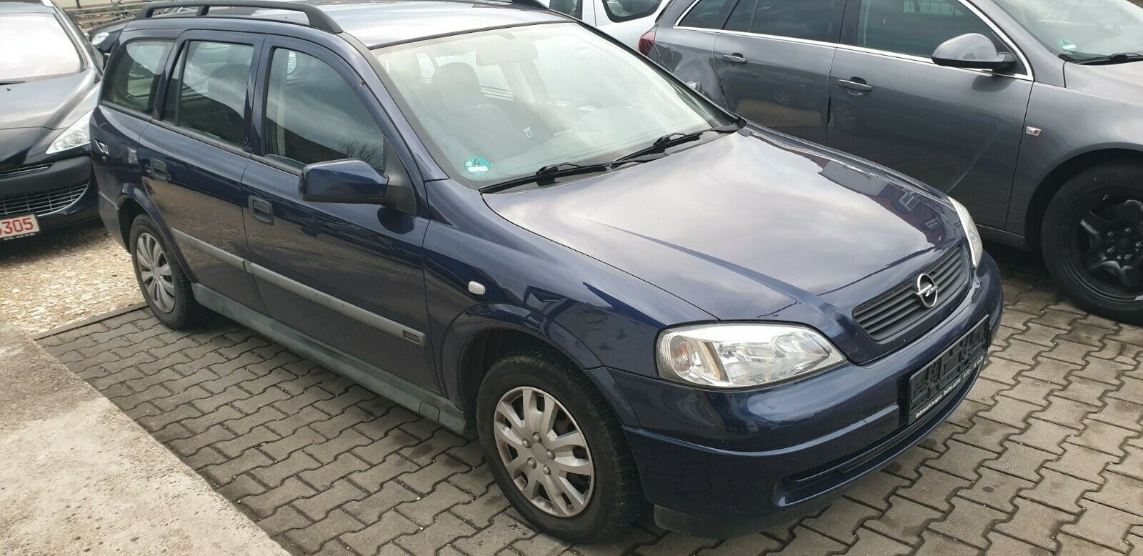 OPEL Astra G 1,6 Ecotec Edition 2000*KEIN_TÜV