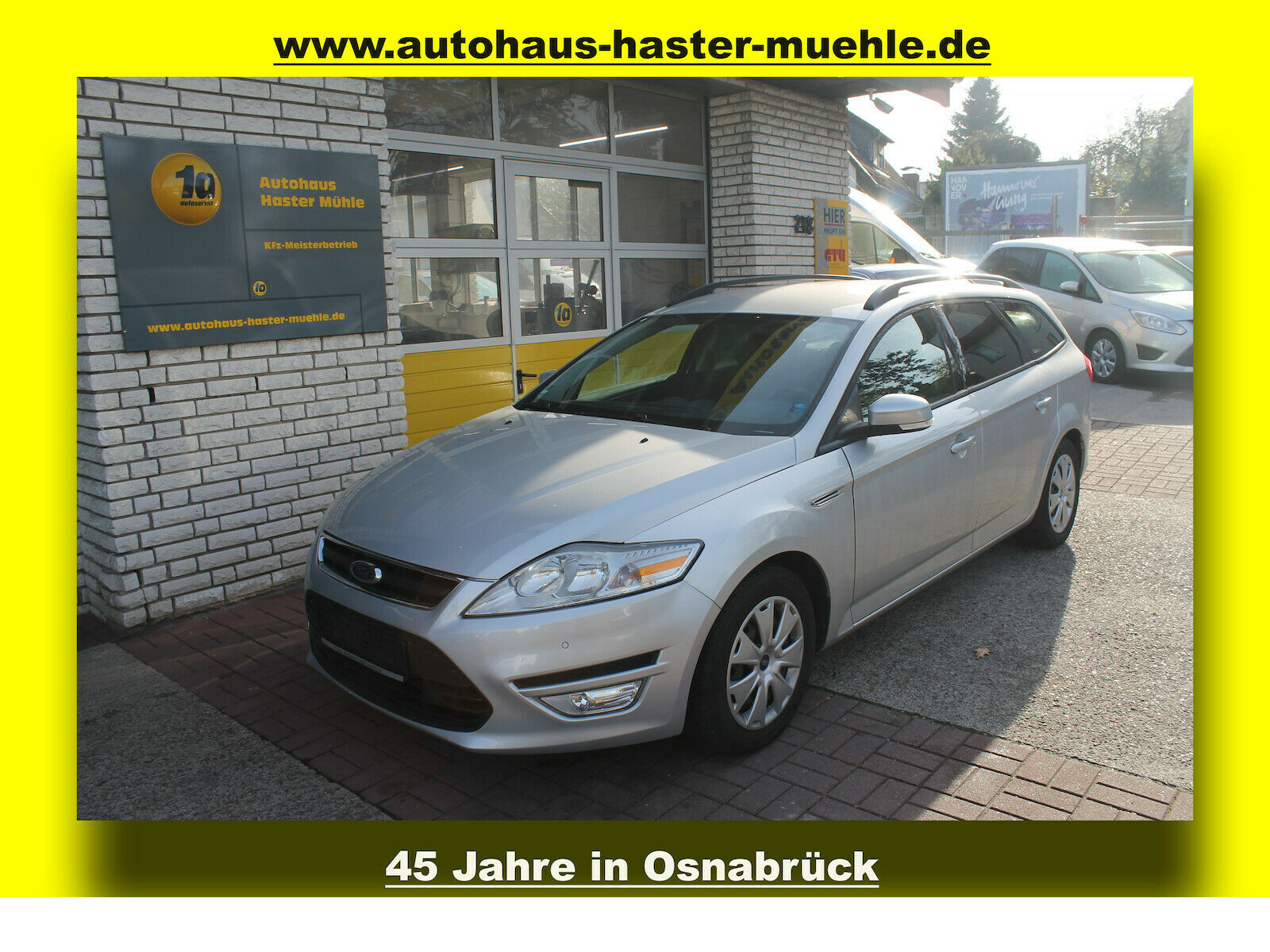 FORD Mondeo Tur.1,6 TDCI Trend