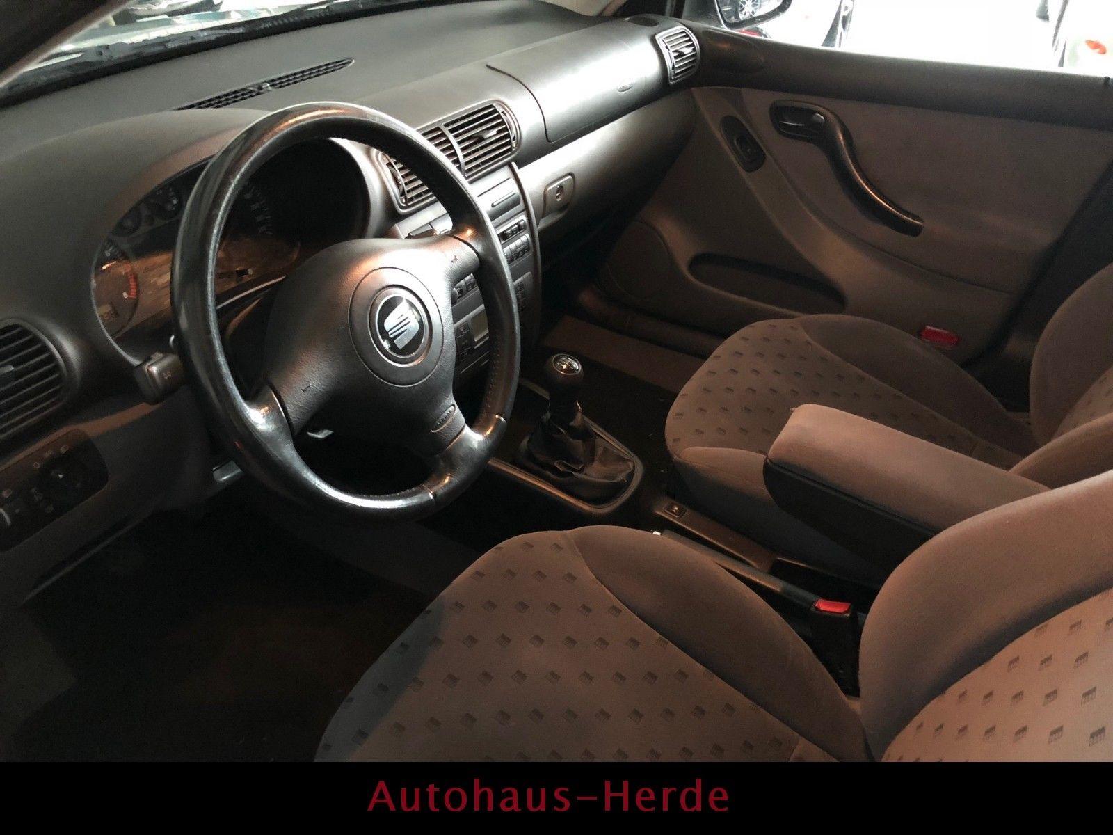 SEAT Toledo Signo -TÜV neu -Klimaautomatik