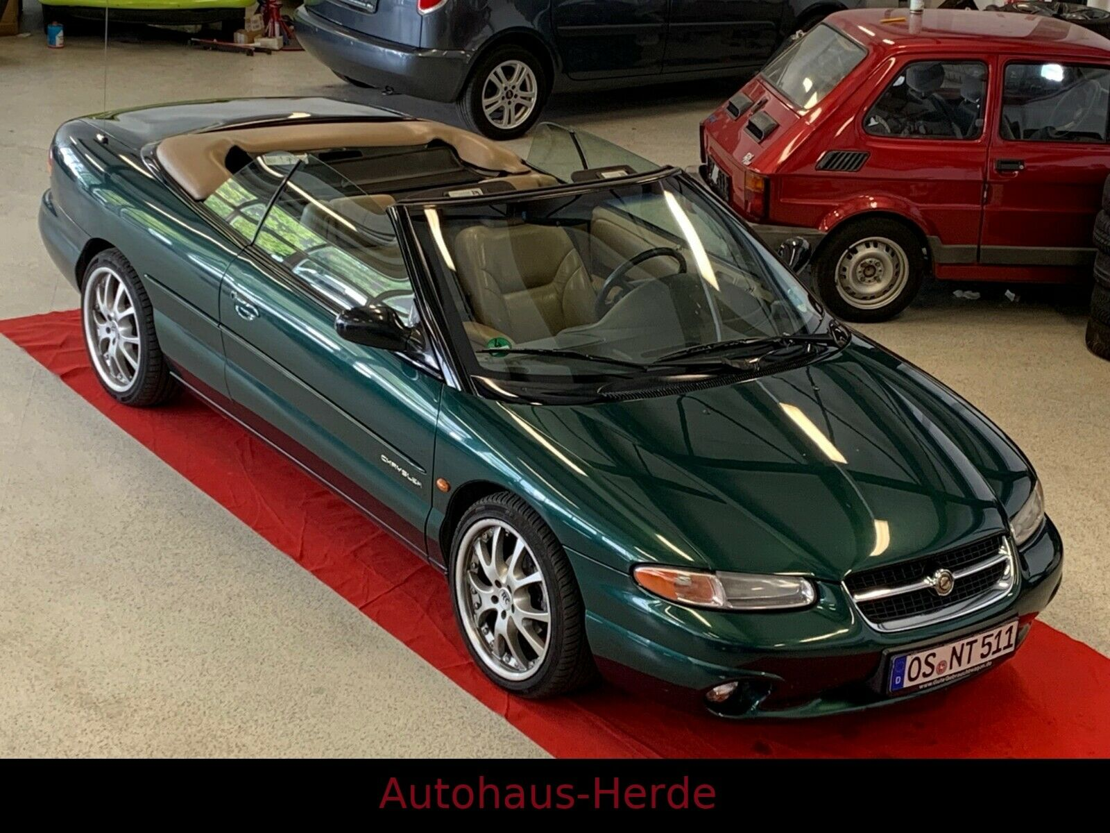 CHRYSLER Stratus Limited 2.5 Cabrio