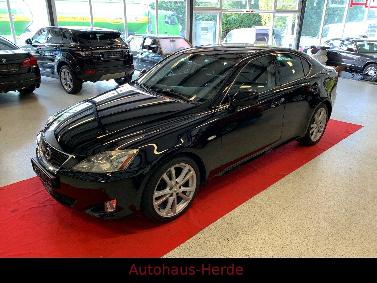 LEXUS IS 250 V6 -Leder -Xenon -Erst 83.850 KM