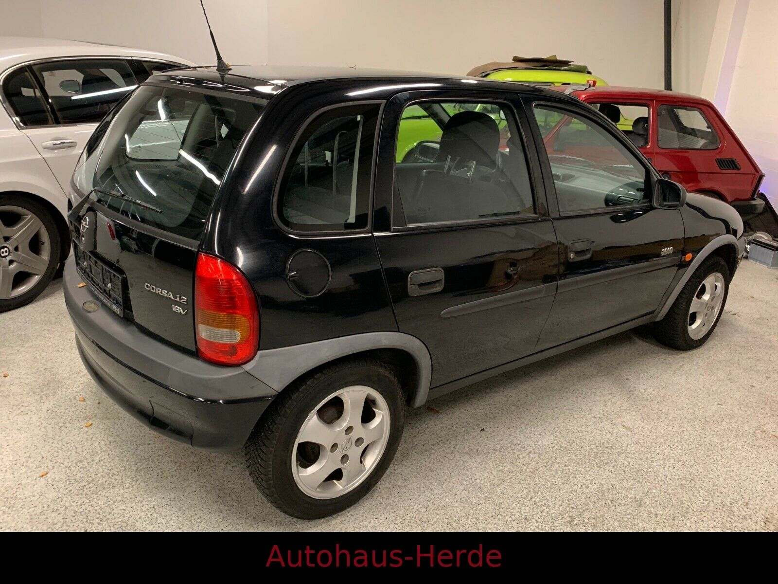 OPEL Corsa B Edition 2000 Klimaanlage -Automatik